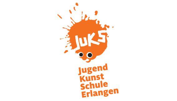 Logo Jugendkunstschule Erlangen