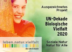 Logo für Projekt UN-Dekade